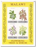 Malawi 1971, Postfris MNH, Flowering Trees - Malawi (1964-...)