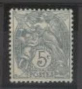 111 C - Type Blanc - Vert-bleu - Neuf Luxe ** MNH - 1900-29 Blanc