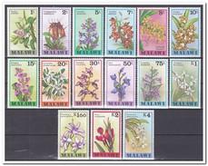 Malawi 1979, Postfris MNH, Flowers, Orchids - Malawi (1964-...)