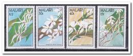 Malawi 1990, Postfris MNH, Flowers, Orchids - Malawi (1964-...)