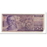 Mexique, 100 Pesos, 1981-01-27, KM:74a, B - Mexico