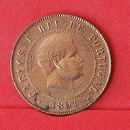 PORTUGAL 20 REIS 1891 -    KM# 533 - (Nº19128) - Portugal