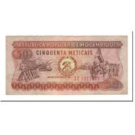 Mozambique, 50 Meticais, 1980-06-16, KM:125, TTB - Mozambique