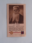 Le Père DANIEL BROTTIER 1876-1936 ( étoffe Avant Touché Au Père Brottier ) ( Voir Photos Svp / Phot. Boivin ) ! - Godsdienst & Esoterisme
