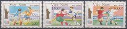 Soccer Football Vietnam #2518/20 1994 World Cup USA MNH ** - 1994 – USA