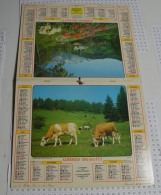 Almanach Des PTT De 1985, Région Parisienne - Big : 1981-90