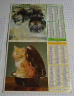 Almanach Des PTT De 1984, Région Parisienne - Big : 1981-90