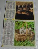 Almanach Des PTT De 1988, Région Parisienne - Big : 1981-90