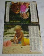 Almanach Des PTT De 1984, Dpt Du Morbihan (56) - Big : 1981-90