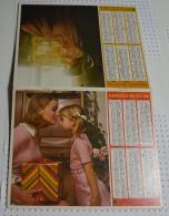 Almanach Des PTT De 1981, Dpt Du Morbihan (56) - Big : 1981-90