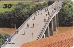 BRAZIL(Telemar) - Cidades Do Maranhao/Coroata, Tirage 50000, 07/00, Used - Brazil