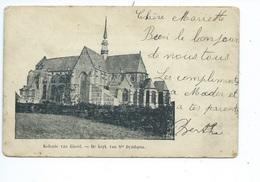 Geel Kolonie Van Gheel De Kerk Van Ste Dymphna - Geel