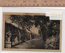 6679 PUTIGNANO VILLA RARUSIO ANNO 1947 - Bari