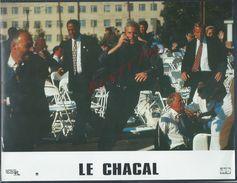 ORIGINALE AFFICHE 27X21 DE CINEMA LE CHACAL AFFICHE SCANNER DANS SA POCHETTE POUR NE PAS PLIER : - Posters