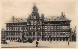 Antwerpen  Anvers   Stadhuis L'hotel De Ville  Fotokaart   X 2165 - Antwerpen