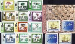 1956-2006 CEPT Mongolia 3584/95B+Croatia 734/5,Blocks 27 ** 55€ Hirte Jurte Kinder Möwe Yak Bloc Sheet Ss Bf EUROPA - Mongolie