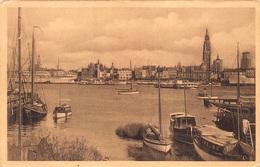 Antwerpen  Anvers     De Reede  La Rade   Zeilboot          X 2179 - Antwerpen