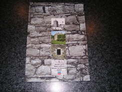 DONJONS MEDIEVAUX DE WALLONIE  Vol 1 Nivelles Régionalisme Châteaux Ferme Braine Genappe Ittre Lillois Walhain Chastres - Belgique