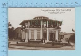 Architecture - ExpositionDes Arts Decoratif, Pavillon Du Louvre, Architecte: A. Laprade, Vrai Photo - Carte Postale - Bâtiments & Architecture