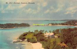 CPSM BERMUDA  ELY'S HARBOUR SOMERSET - Bermuda