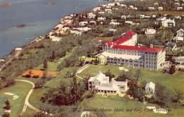 CPSM BERMUDA  BELMONT MANOR HOTEL AND GOLF CLUB - Bermudes