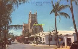 CPSM BERMUDA  THE CATHEDRAL HAMILTON - Bermudes