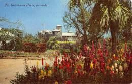 CPSM BERMUDA  GOVERNMENT HOUSE - Bermuda