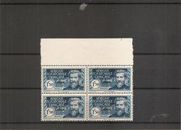 AEF ( 118 XXX -MNH- En Bloc De 4) - A.E.F. (1936-1958)