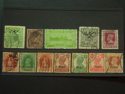 PATIALA AND OTHER STAMPS - Patiala