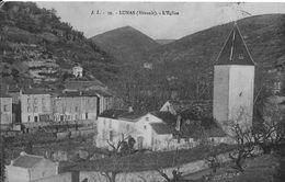 34 -- LUNAS - L EGLISE - France