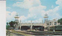 Kuala Lumpur Malesia Malaya Stazione, Station, Railway, Treno, Train - Malesia