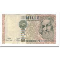 Italie, 1000 Lire, 1988, KM:109b, TTB+ - [ 2] 1946-… : République