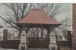NORTHFLEET CHURCH LYCH GATE - England