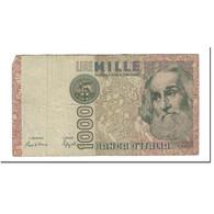 Italie, 1000 Lire, 1988, KM:109b, TB - [ 2] 1946-… : République