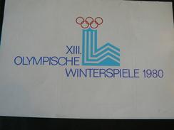 1980 ..OLIMPIC POSTAGESTAMPS OF GERMANY... D.D.R... VERY BEAUTY..//..BELLA SERIE DI FRANCOBOLLI DELLA D.D.R - [6] República Democrática