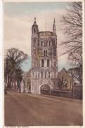 NEW ROMNEY CHURCH - England