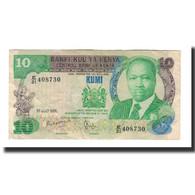 Kenya, 10 Shillings, 1985-07-01, KM:20d, SUP - Kenya