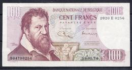 BELGICA 1972. 100 FRANCOS.LAMBERT LOMBARD .  EBC   B1093 - [ 2] 1831-... : Belgian Kingdom