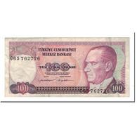 Turquie, 100 Lira, 1983-12-26, KM:194a, TTB - Turquie