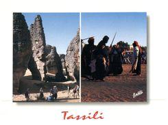(999) Algeria - Tassili - Argelia