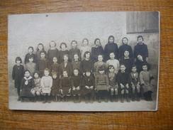 """Ancienne Carte Photo D'une école , De Nice Ou Sa Région , """" Prise Part Photo Express 14 Quai St-jean à Nice - Sin Clasificación"""