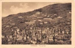 12 - CONQUES - Vue Du Sud - France