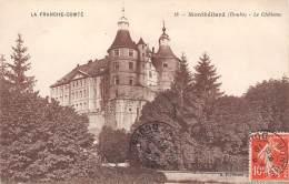 25 - MONTBELIARD - Le Château - Montbéliard