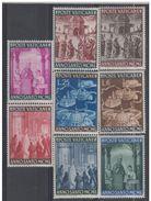 LOTE 1456  ///  (C065)  VATICANO //  YVERT Nº:  150/157*MH  //  CATALOG/COTE: 6,25€ - Vaticano (Ciudad Del)