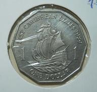 East Caribbean States 1 Dollar 1989 - East Caribbean States