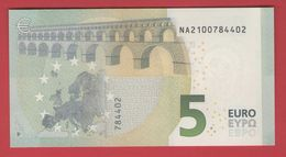 5 EURO AUSTRIA N004 A2 - UNC FDS NEUF - EURO