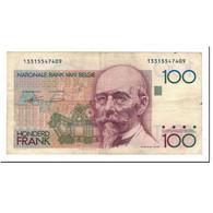 Belgique, 100 Francs, 1982, KM:142a, TTB - [ 2] 1831-... : Belgian Kingdom