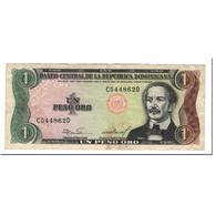 Dominican Republic, 1 Peso Oro, 1984, KM:126a, TTB+ - Dominicaine