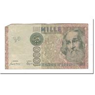 Italie, 1000 Lire, 1988, KM:109b, AB - [ 2] 1946-… : République