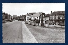 Sugny. Grand'Rue. Monument Aux Morts. Café Des Ardennes. Epécé. Pompes à Essence BP - Vresse-sur-Semois